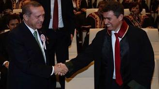 Başbakan Erdoğan, Danıştay törenini terk etti