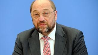 Schulz yeniden AP başkanlığına seçildi