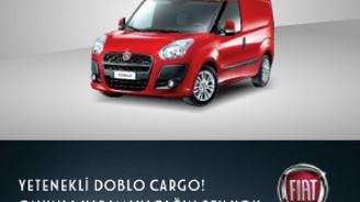 Yeni Doblò Cargo, FIAT showroom'larındaki yerini aldı!