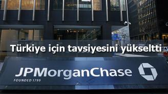 JP Morgan, Türkiye için tavsiyesini yükseltti