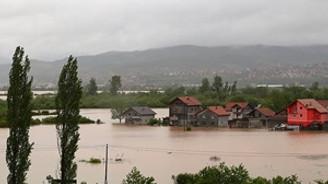 Taşkınlar Bosna Hersek ve Sırbistan'ı vurdu