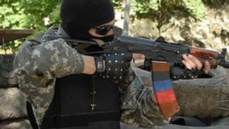 Slavyansk'ta çatışma