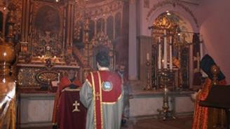 Ermeni Kilisesi'nde Soma ayini