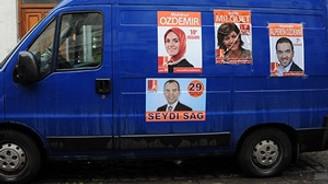 Belçika'da Türkçe propaganda tartışması