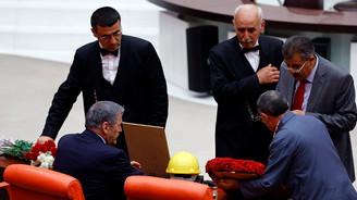 Soma faciası Meclis gündeminde