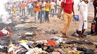 Nijerya'da okula bomba:47 öğrenci öldü