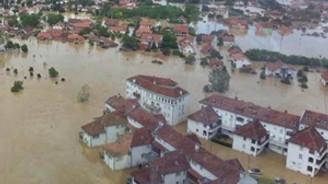 Sırbistan'da selin faturası 1 milyar euro