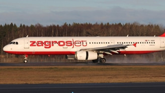 Zagrosjet'in İstanbul'dan Erbil uçuşları başladı