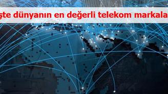 İşte dünyanın en değerli telekom markaları