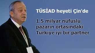 1.5 milyar nüfuslu pazarın ortasındaki Türkiye, iyi bir partner