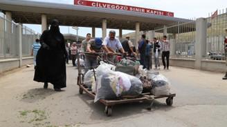 4 ayda 100 bin Suriyeli Türkiye'ye kaçtı