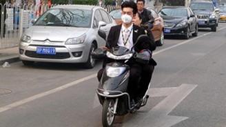 Çin'de altı milyon araç trafikten men edilecek