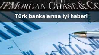 JPMorgan banka hisseleri için hedef fiyatını yükseltti