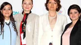 Rus iş kadınları ticaret için İstanbul'a çıkarma yaptı