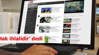 AYM'den flaş Youtube kararı