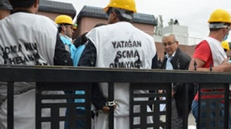 Enerji Bakanlığı önünde gösteri: 15 gözaltı