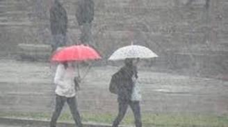 Doğu Akdeniz'de kuvvetli yağış uyarısı