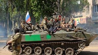 Rusya-Ukrayna sınırında bazı noktaları ele geçirdi