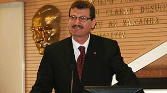 Saadettin Kalkan Meclis Genel Sekreterliğine atandı