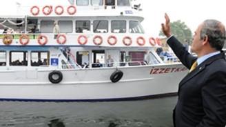 Bursa'da ücretsiz ''Mavi Tur'' seferleri başladı