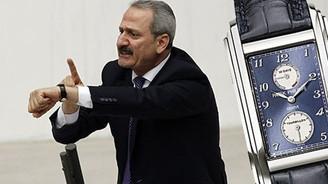 Gümrük Bakanı: O saatin vergisi ödenmemiş