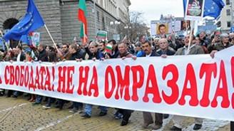 Bulgaristan siyasi krizin eşiğinde