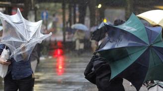 Ankara ve Kırıkkale'ye 'yağış' uyarısı
