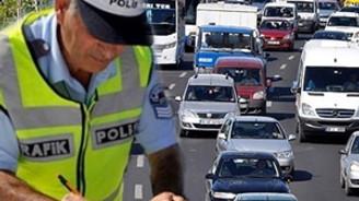 Şimşek: Trafik cezaları bütçe hedefi değil