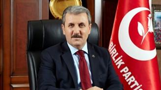 """BBP'de """"İhsanoğlu"""" tartışması"""