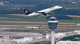 Lufthansa hub'ları dakiklikte rekor kırdı