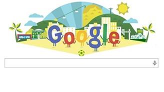 Google'den 'Dünya Kupası' için doodle