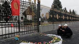 """""""ABD'ye Kırgız halkı değil, askeri üs lazımdı"""""""