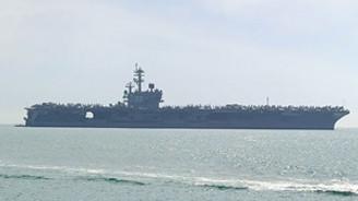 ABD Basra Körfezi'ne gemi gönderdi