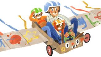 Google, Babalar Günü'ne özel logo hazırladı