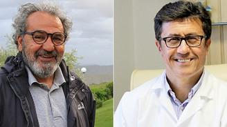Prof. Dr. Koçan ile Prof. Dr. Demirer'e TBMM Onur Ödülü