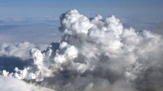 Kül bulutları yeniden geldi