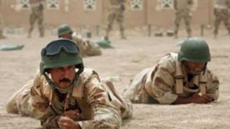 Irak kuvvetleri taarruza hazırlanıyor