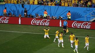 Brezilya averajla lider