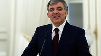 Eroğlu'ndan Gül'e 'KKTC Devlet Nişanı'