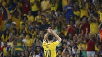 Brezilya'nın rakibi Kolombiya
