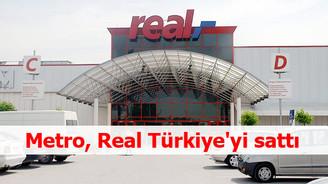 Metro, Real Türkiye'yi sattı