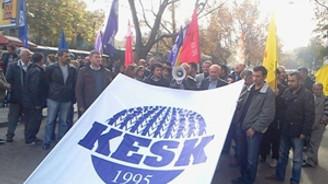 KESK'ten 'Taşeron Yasa Tasarısı'na tepki
