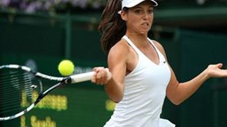 İpek Soylu, Wimbledon'da ilk turu rahat geçti