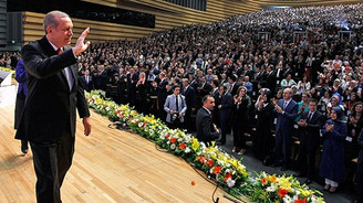 AK Parti'nin adayı Erdoğan