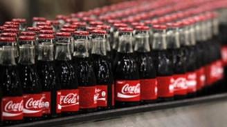 Coca-Cola satışlarını yüzde 17 artırdı