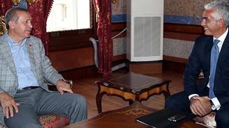 Erdoğan, TÜSİAD Başkanı Dinçer'i kabul etti