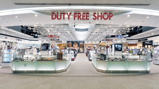 Kurdaki artış 'duty free'lerin cirosunu eritti