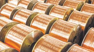 Endüstriyel metallerde ibre yukarı