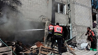 Gazze'de 5 saatlik ateşkes