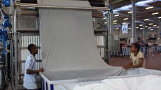 Ayka Tekstil'in Etiyopya fabrikası açıldı